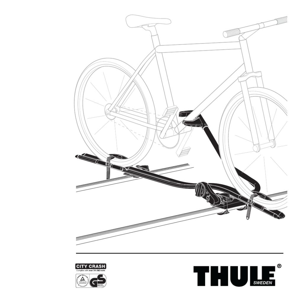 Comparativa Thule ProRide 591